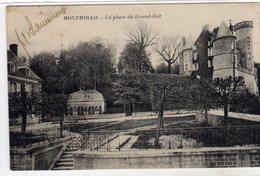 Montmirail La Place Du Grand Got - Montmirail