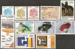 2004-ED. 312 A 323 -AÑO COMPLETO-NUEVO - Ungebraucht