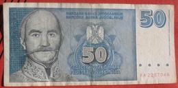 50 Dinara 1996 (WPM 151) - Jugoslawien