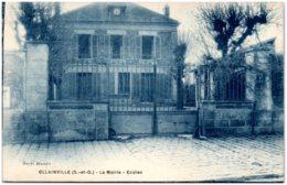 91 OLLAINVILLE - La Mairie - Ecoles - France
