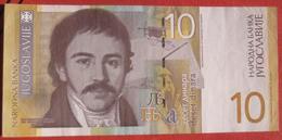 10 Dinara 2000 (WPM 153) - Jugoslawien