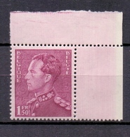 429a LEOPOLD III 1FR50 POORTMAN ROZE  POSTFRIS** 1939 - 1936-51 Poortman