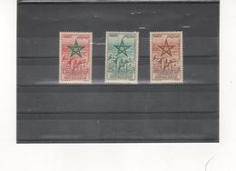 Marruecos Independiente Aéreos 103/05  Sellos Nuevo Sin Fijasellos Según Foto - Marruecos (1956-...)