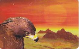 TARJETA DE KAZAJISTAN DE 25 UNITS DE UN AGUILA (EAGLE) - Kasachstan
