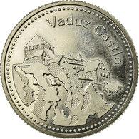 Liechtenstein, Jeton, Jeton Touristique, Vaduz - Château, Arts & Culture, SUP - Autres