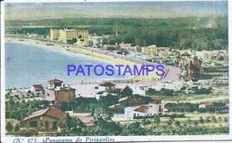 111017 URUGUAY PIRIAPOLIS VIEW PANORAMA POSTAL POSTCARD - Surinam