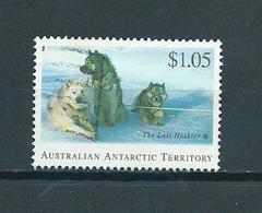 1994 AAT $1.05 Dogs Used/gebruikt/oblitere - Australisch Antarctisch Territorium (AAT)