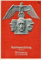 REICHSPARTEITAG 1935 - NURNBERG - VIAGGIATA - Régiments