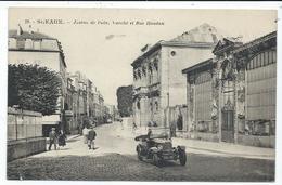 Sceaux Justice De Paix,marché Et Rue Houdan - Sceaux