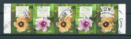 2010 Cocos Keeling Islands Flowers,fleurs,blümen Used/gebruikt/oblitere - Cocos (Keeling) Islands