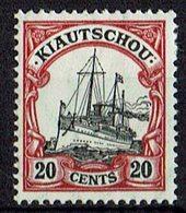 Kiautschou 1905/1919 // Mi. 32 I * - Kolonie: Kiautschou