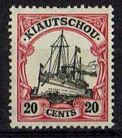 Kiautschou 1905/1919 // Mi. 32 II * - Kolonie: Kiautschou