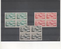 Marruecos Independiente 383/85 Expo. Universal Bruselas Bloque De Cuatro  Sellos Nuevos Sin Fijasellos Según Foto - Marruecos (1956-...)