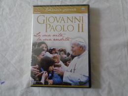 DVD VIDEO: GIOVANNI PAOLO II - LA SUA VITA LA SUA EREDITA' (EDIZIONE SPECIALE) SIGILLATO - LEGGI - Documentari