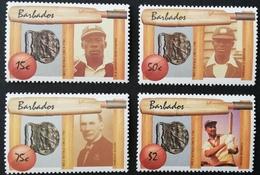 Barbados 1988 Cricket LOT - West Indies