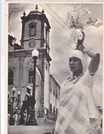 BAHIANA NA LAVAGEN DA IGREJA DO BONFIM. DITERTORIA DO ARQUIVO DO SALVADOR-CPA CIRCA 1950s - BLEUP - Salvador De Bahia