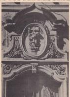 FRONTAL DA PORTA PRINCIPAL DA IGREJA DE N.S.DO PILAR. DITERTORIA DO ARQUIVO DO SALVADOR-CPA CIRCA 1950s - BLEUP - Salvador De Bahia