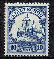 Kiautschou 1905/1919 // Mi. 31 * - Kolonie: Kiautschou