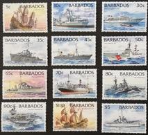 Barbados 1996 Ships - Barbados (1966-...)