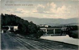 Novomeski Zelezniski Most In Predor - Slovenia