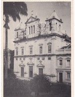 BASILICA DO SALVADOR E CATEDRAL PRIMACIAL. DITERTORIA DO ARQUIVO DO SALVADOR-CPA CIRCA 1950s - BLEUP - Salvador De Bahia