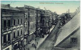Solbad HOHENSALZA - Inowrocław - Friedrichstrasse - Feldpost Loitz 1916 - Posen