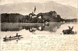 Veldes (9982) * 19. 8. 1902 - Slowenien