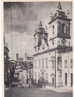 IGREJA DE N.S. DO ROSARIO DO BOQUEIRAO. DITERTORIA DO ARQUIVO DO SALVADOR-CPA CIRCA 1950s - BLEUP - Salvador De Bahia