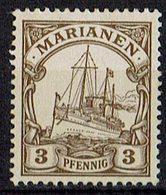 Marianen 1901 // Mi. 7 (*) - Kolonie: Marianen