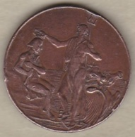 Portsmouth Halfpenny Token Sir John Jervis 1797 - Monetari/ Di Necessità