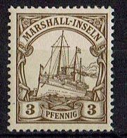 Marshall-Inseln 1901 // Mi. 13 * - Kolonie: Marshall-Inseln