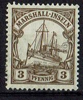 Marshall-Inseln 1916/1919 // Mi. 26 (*) - Kolonie: Marshall-Inseln