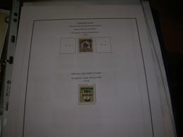 Jugoslavia Croatia E Slavonia  1918 Semipostal Ovpr. Scott.2L B2+See Scan On Scott.page; - Usati