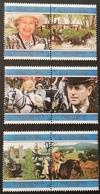 British Indian Ocean Territory   1997 Queen Elizabeth Ii And Prince Philip,50th.Wedding Anniv. - Stamps