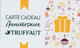 Carte Cadeau   ## TRUFFAUT   ##    Gift Card, Giftcart, Carta Regalo, Cadeaukaart - Cartes Cadeaux
