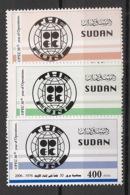 Soudan - 2006 - N°Yv. 565 à 567 - OPEP - Neuf Luxe ** / MNH / Postfrisch - Sudan (1954-...)