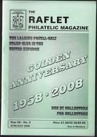 The Raflet Philatelic Magazine / June July 2008 - Inglés