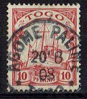 Togo 1900 // Mi. 9 O - Colonie: Togo