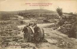 250419C - GUERRE MILITARIA BOMBARDEMENT - BELGIQUE KEMMEL Le Lindenhoek Et Le Mont Kemmel - Heuvelland