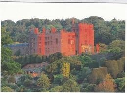 Wales Powys Castle Powys Postcard Unused Good Condition - Wales