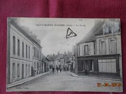 CPA - Saint-Martin D'Aspres - Le Bourg - France