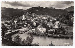 1967 YUGOSLAVIA, SLOVENIA, LJUBNO OB SAVINJI, BRIDGE, USED POSTCARD - Slovenia