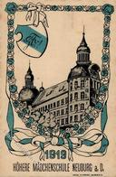 Studentika NEUBURG,Donau - 1919 I-II - Sonstige