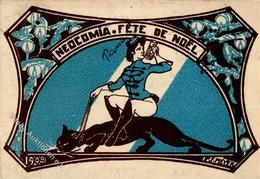 Studentika NEUCHATEL - Sign. Künstlerkarte 1909 I - Sonstige