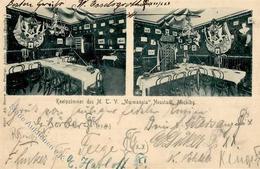 Studentika NEUSTADT,Meckl. - Kneipzimmer M.T.V. NORMANNIA I - Sonstige