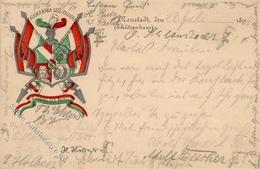 Studentika NEUSTADT,Meckl. - Schützenhaus 1898 I - Sonstige