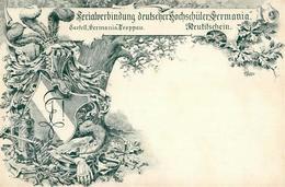Studentika NEUTITSCHIN - I-II - Sonstige
