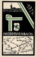 Studentika NIEDERVIEHBACH - 1924 I - Sonstige
