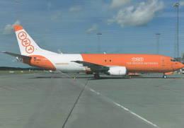 TNT Airways B737-400 OE-IAG At Oslo B.737 - 1946-....: Era Moderna