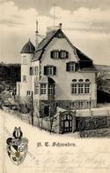 Studentika STUTTGART - Korpshaus SCHWABEN  I-II - Sonstige